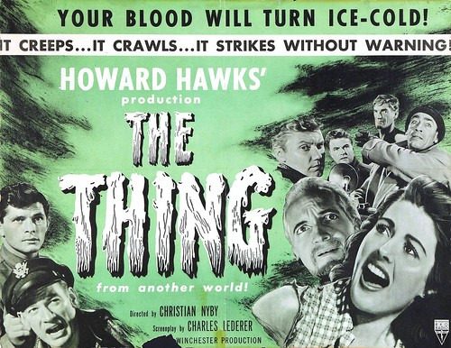 The Thing From Another World - Poster 3