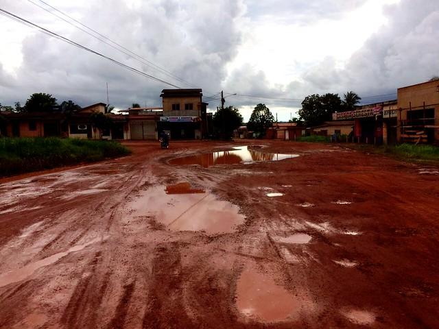 Governo federal reconhece situação de emergência em Rurópolis, avenida Brasil - Rurópolis2
