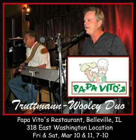 Truttmann-Wooley Duo 3-10, 3-11-17