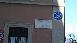 Vatican space invader | by hugovk