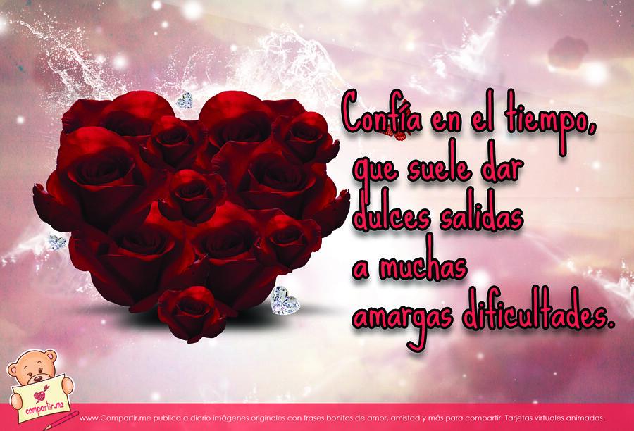 Frases De Amor Imagen Con Frase De Animo Para El Corazon Flickr