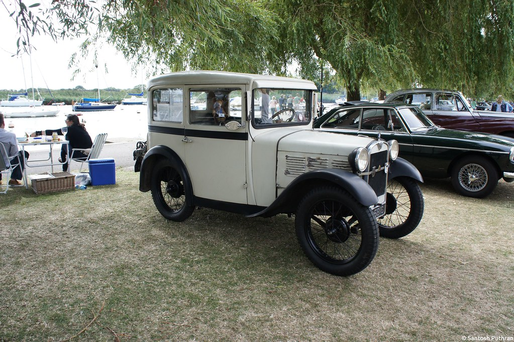 BMW DIXI 1929 vintage car | The Dixi was the first car made … | Flickr