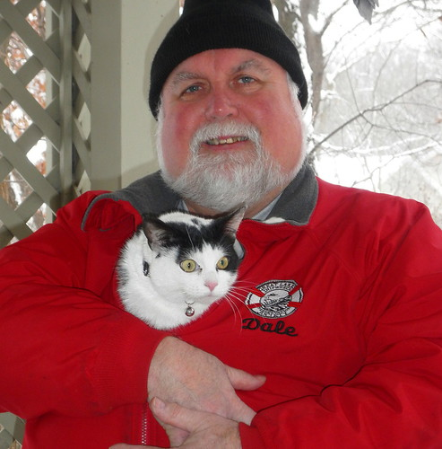 Outside with Dad 12-8-13 | by Lady Birchwood