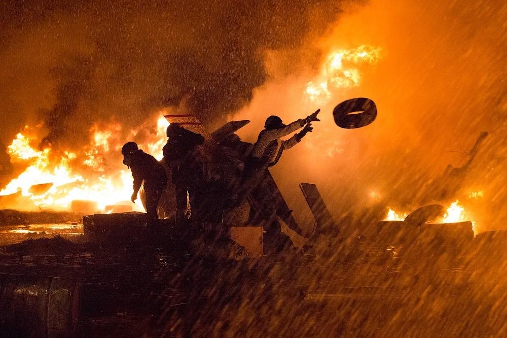 revolution in ukraine ivbogdan com flickr