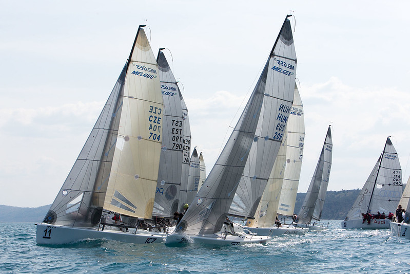 Melges 24 European Sailing Series 2014