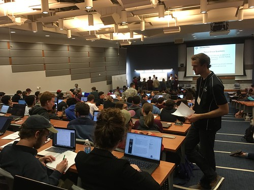 Engineering Honors Town Hall Event