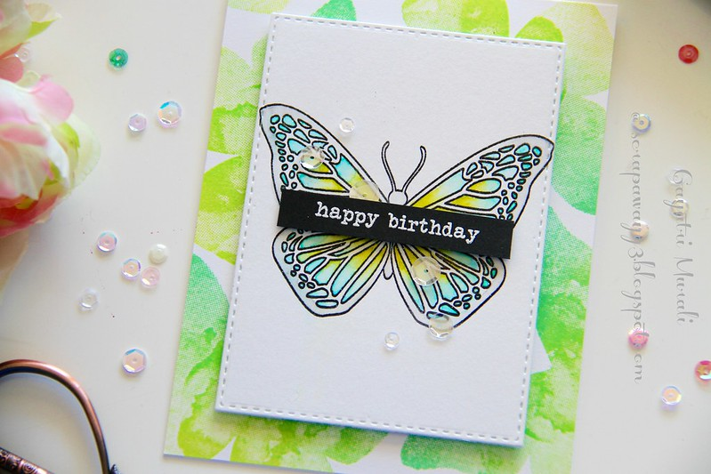 Butterfly card 2 closeup1
