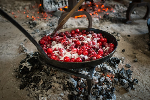 Cranberries Cooking Over Coals | by goingslowly