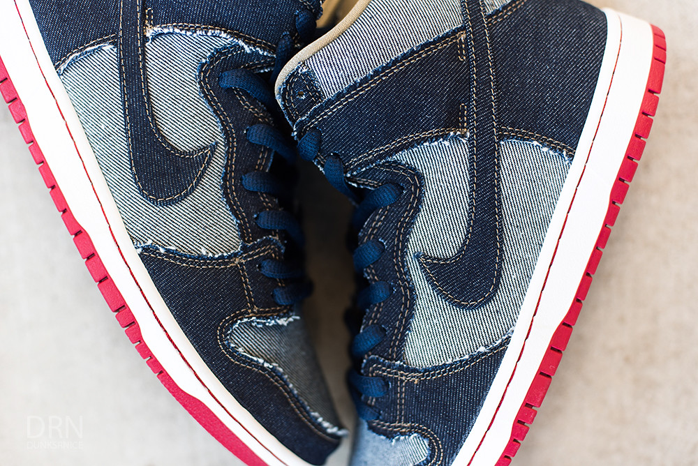 Denim Reece Forbe High SB.