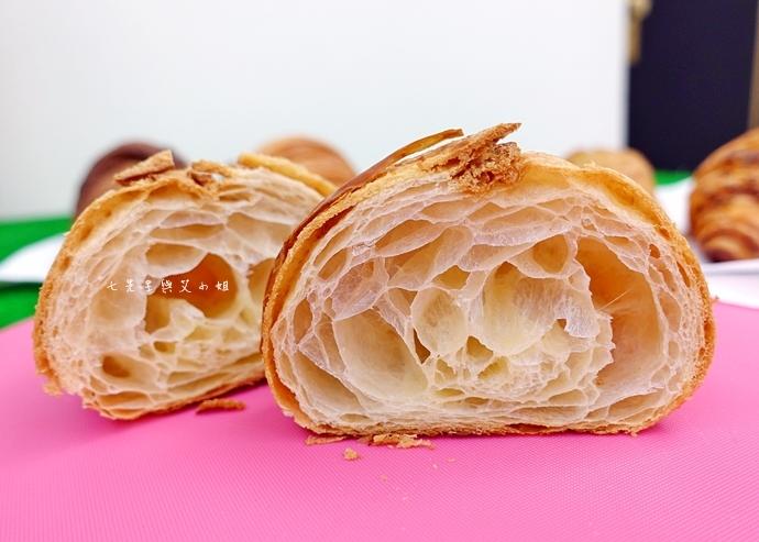 26 Gontran Cherrier Bakery Taipei 限購6個法國超人氣排隊可頌 食尚玩家 台北大雞大利食來運轉特別企劃