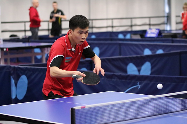 Day 1 - 2017 ITTF French Junior & Cadet Open