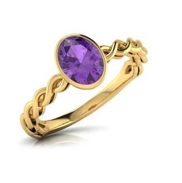 Caratlane ring