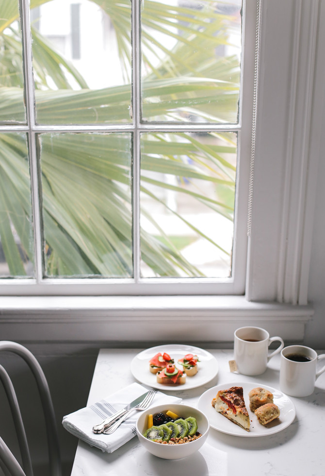 charleston 86 cannon bed and breakfast inn review