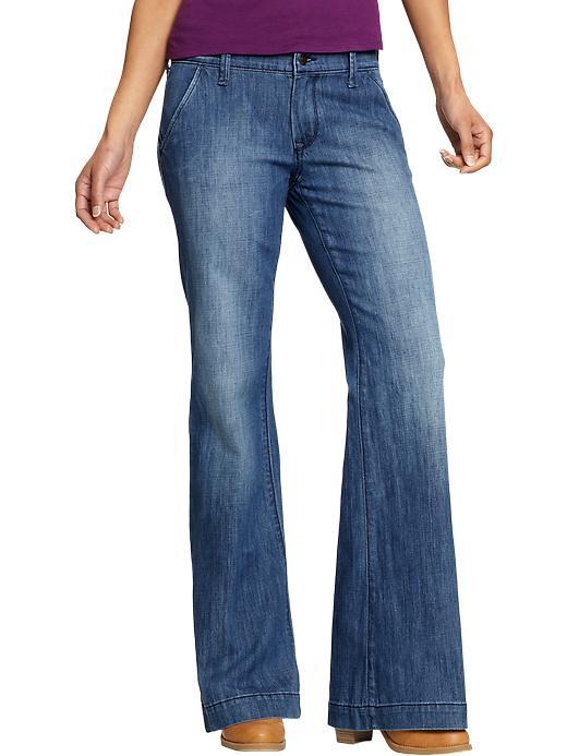 f72c5472d5 Old Navy Womens Wide Leg Trouser Jeans   www.clothesjug.com/…   Flickr