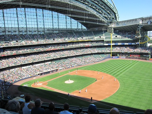 Miller Park | by jankm