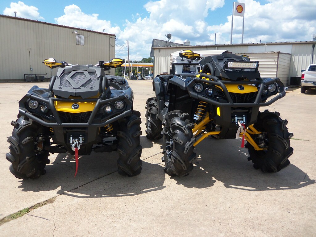 Can Am Xmr >> Can Am Outlander 1000 Xmr Lifted | www.pixshark.com ...