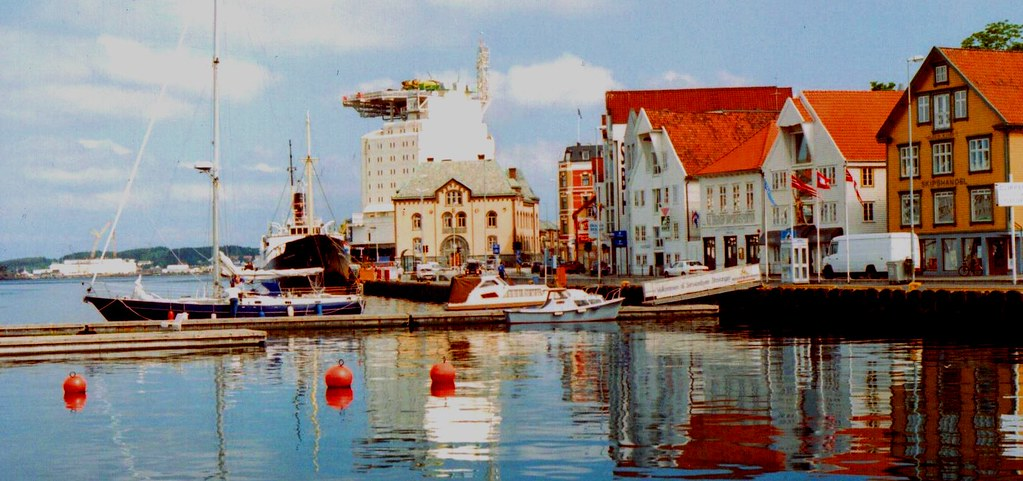 Bergen Harbour Norway #dailyshoot