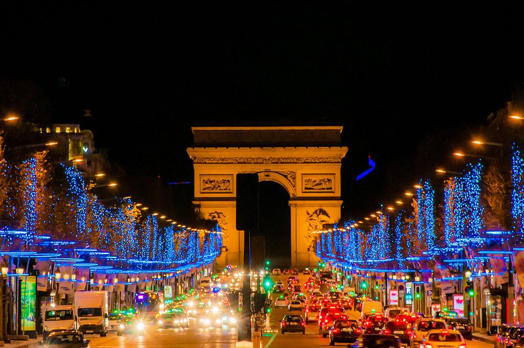 noel paris Paris de nuit illumination de noel 2013   Paris avenue des c…   Flickr noel paris