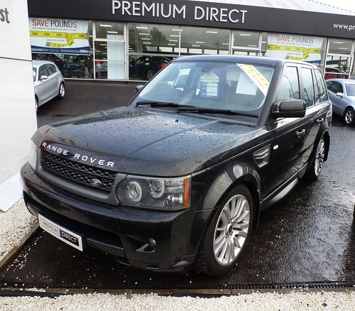 Range Rover Sport For Sale In The