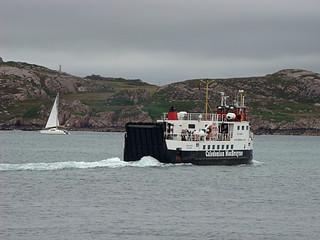 124 Veerboot Iona - Mull