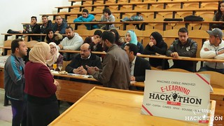 2ème Jour - Pitching Sousse - E-learning Hackathon National (19) | by forumelearning