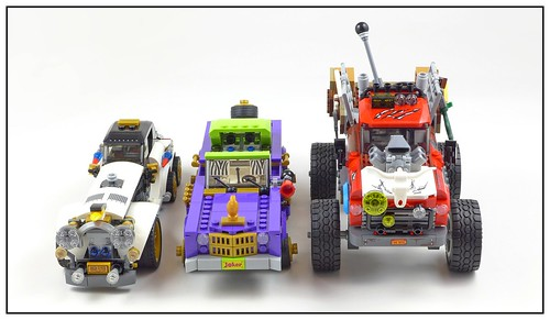 The LEGO Batman Movie cars 03