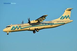 ATR.72-600 AEROMAR F-WWEN 1400 TO XA-UYT 15 03 17 TLS