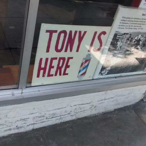 Tony S Cafe Nw Corner Of Alma And Spring Creek Pkwy