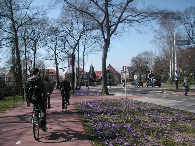 spring time in nijmegen