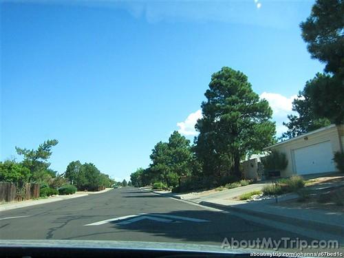 Albuquerque Bernalillo County Loma Del Rey New Mexico