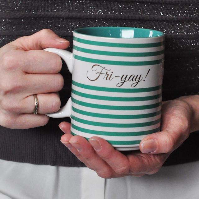 Fri-Yay Mug