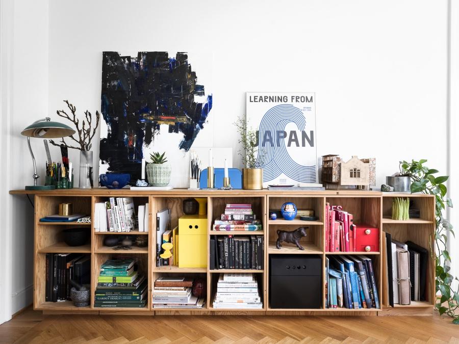 Stylish Small Scandinavian Apartment