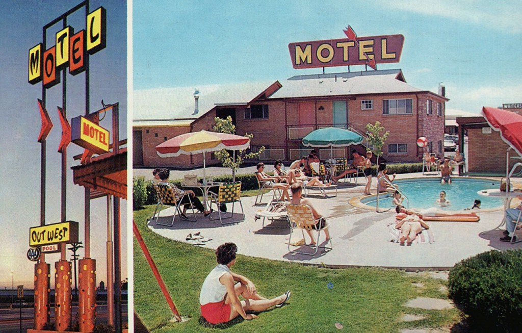 Out West Motel - Denver, Colorado