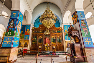 Church of St George, Madaba | by code poet