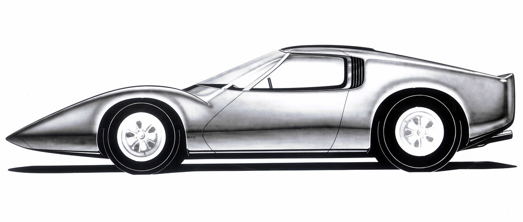 1969 Holden Hurricane Concept Press Photo Covers The 1969 Flickr