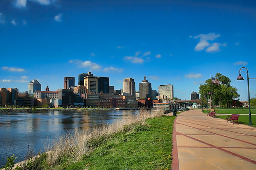 Downtown St. Paul, Minnesota Skyline | by Joey Lax-Salinas Photography