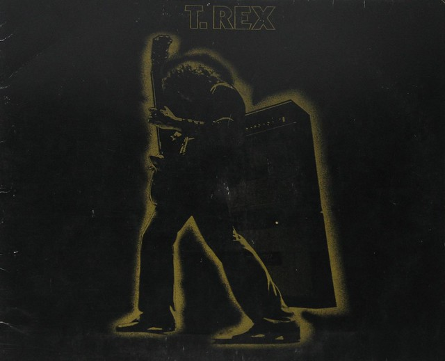 "T.Rex Electric Warrior 12"" vinyl LP"