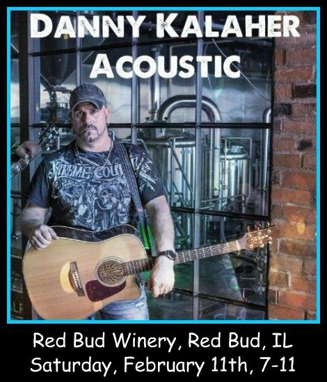Danny Kalaher Acoustic 2-11-17