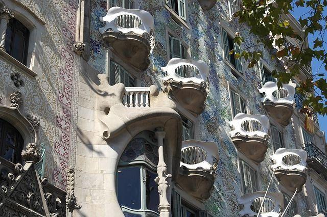 Gaudi en Barcelona 1