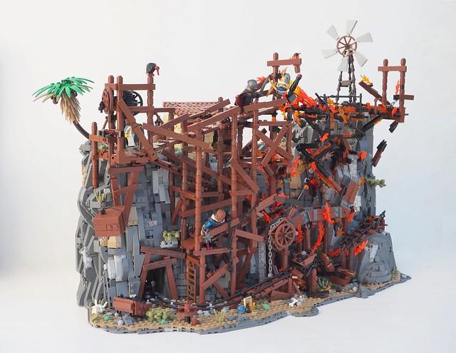 Forsaken Abyss Mine