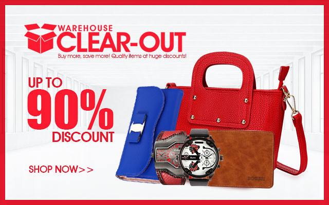 Goods PH Warehouse Clear Out Promo