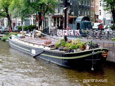 Canales de Amsterdam 3