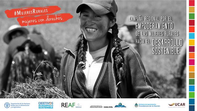 Mujeres rurales en América Latina y el Caribe