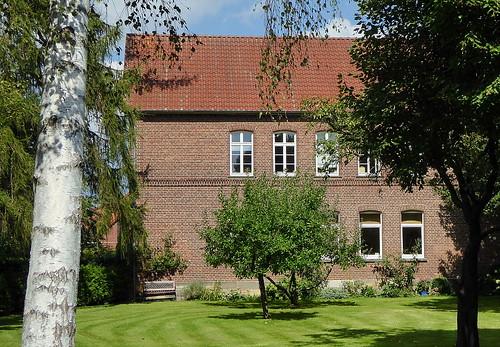 La casa di Junger a Kirchhorst