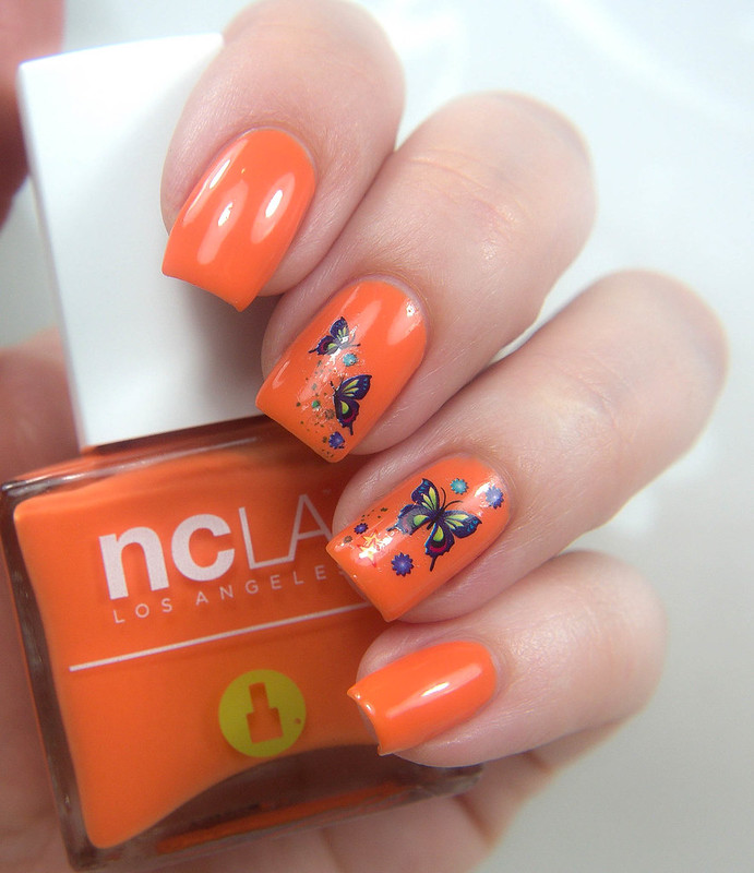 NCLA Pressed Spring 2017 swatches