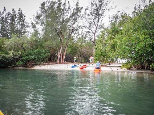 Indian River Paddling-16