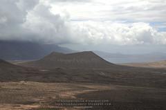 Interior de La Graciosa (Teguise, Islas Canarias)
