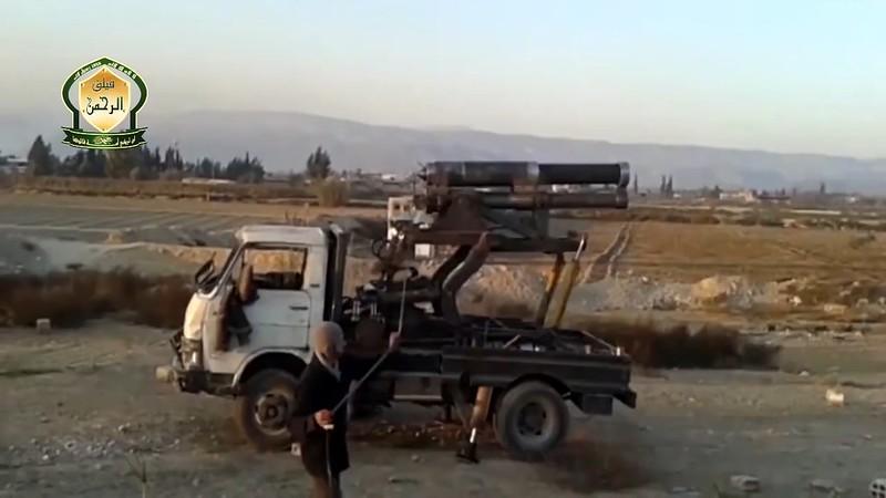 Syria-truck-cannon-rebels-marj-al-sultan-2015-snn-1