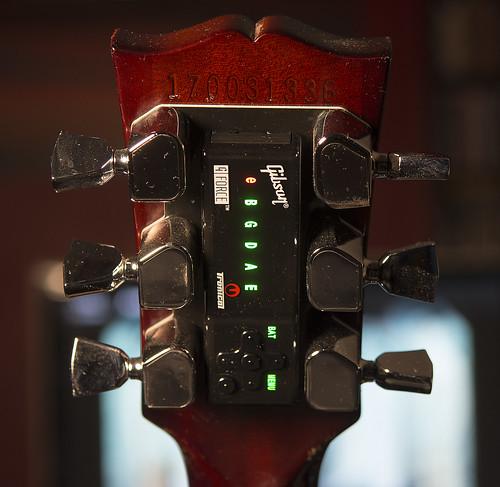 Gibson GForce Robotuners