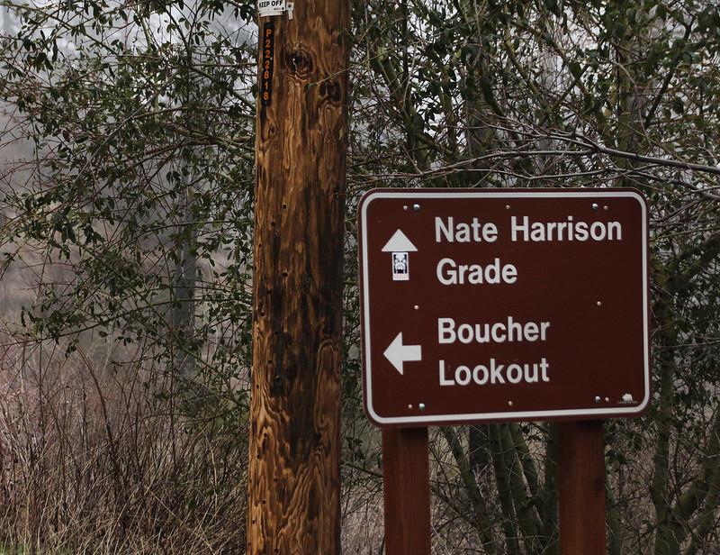 Nate Harrison Grade